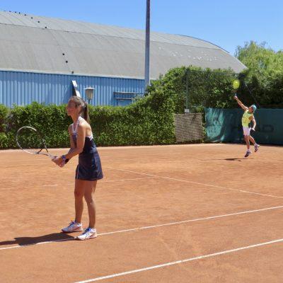 Foto: HEAD ITN League – Doppel – Center Court Südstadt