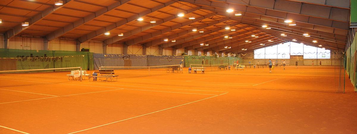 Austragungsorte Austragungsort - Tenniscenter Khail