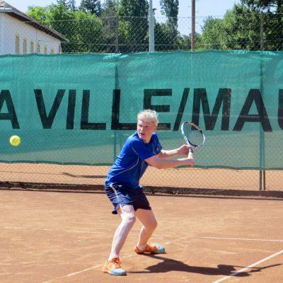 Foto: HEAD ITN League – Einzel – UTC La Ville Mauer