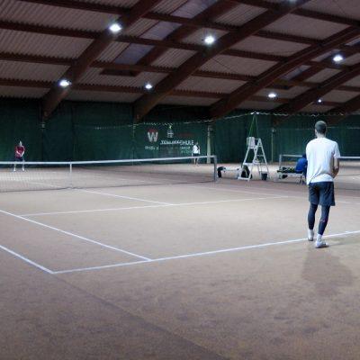 Foto: HEAD ITN League – Einzel – Tennisweber
