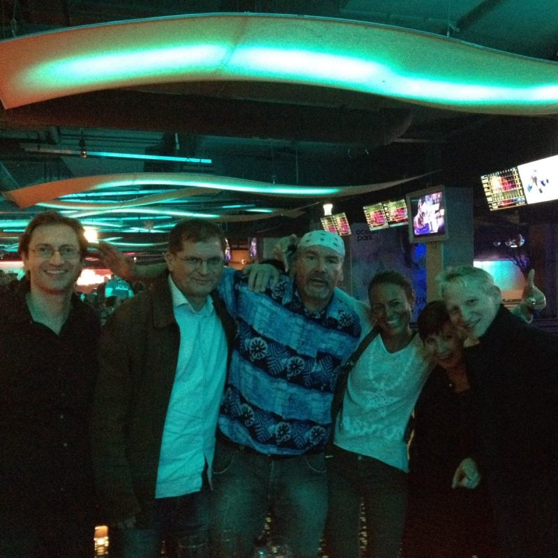 Players Club goes Bowling