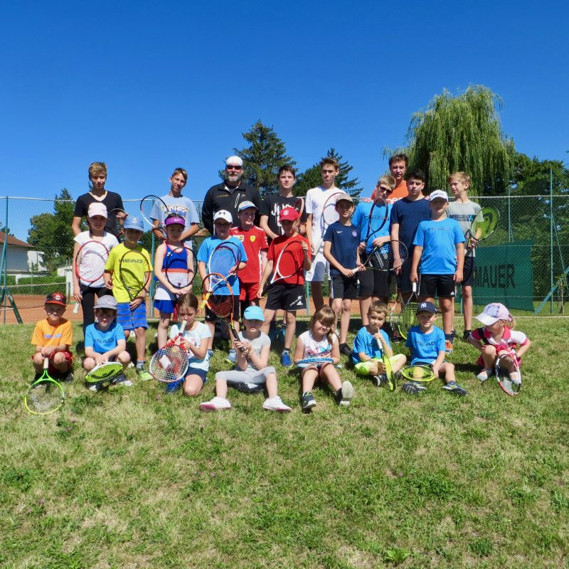 Unsere Sommercamps 2018