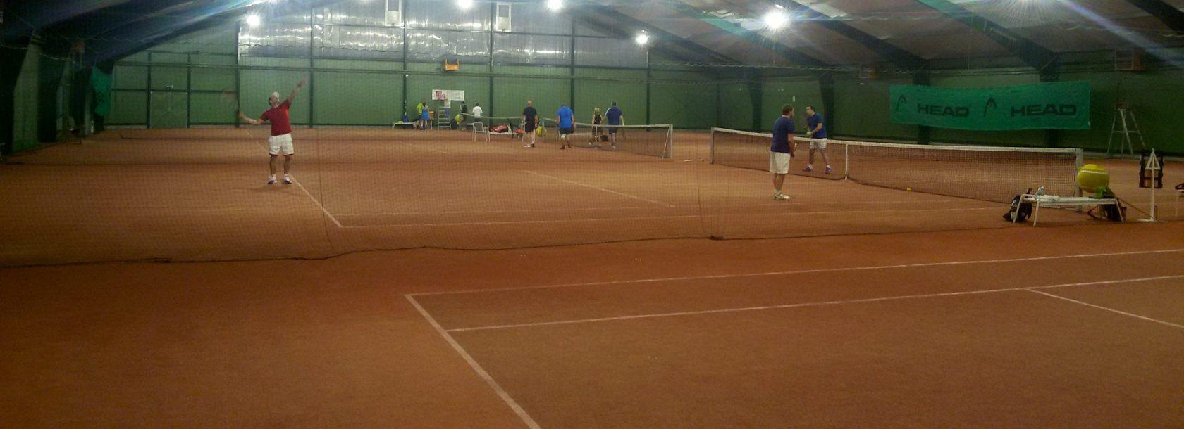 Austragungsorte Austragungsort - MMM Tenniszentrum