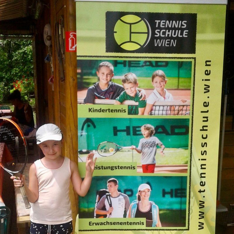 Familien-Tennis-Tag am Laeerberg