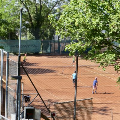 Foto: Tenniscamp in der 9. Ferienwoche – TC Laaerberg