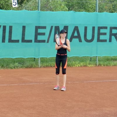 Foto: Tenniscamp in der 6. Ferienwoche – UTC La Ville Mauer