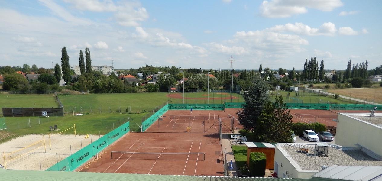 Austragungsorte Austragungsort - Tennisweber