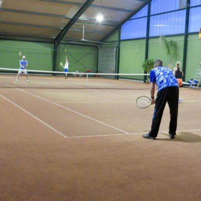 Foto: HEAD ITN League – Doppel – MMM Tenniszentrum