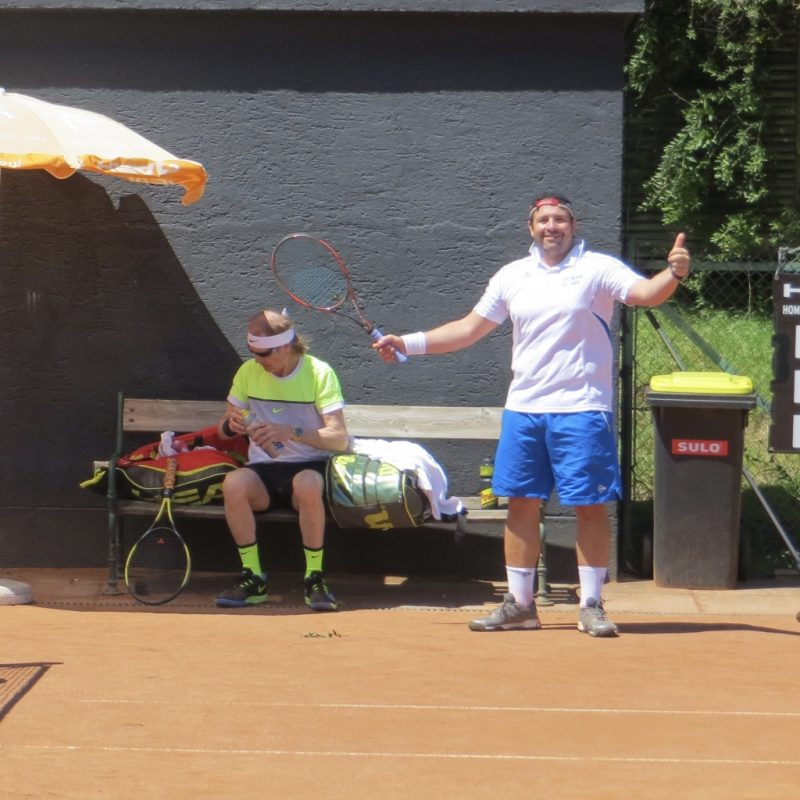HEAD ITN League – Doppel – Center Court Südstadt