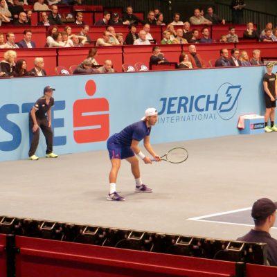Foto: Tennisschule Wien goes Erste Bank Open in der Wiener Stadthalle