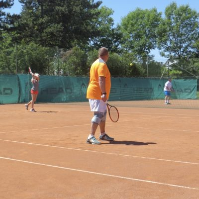 Foto: HEAD ITN League – Doppel – Center Court Südstadt