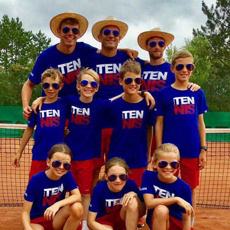 WTV-Kids holen mit Ralph Prucha den ÖTV Kids Team Cup!