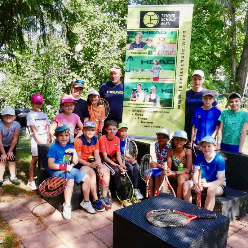 2. Tenniscamp am Laaerberg
