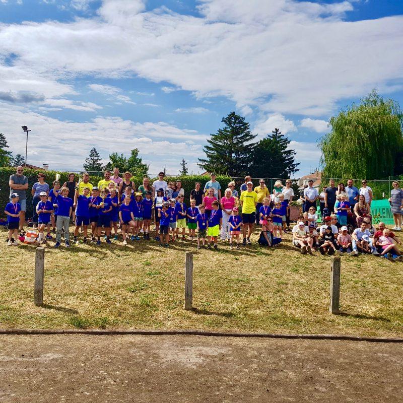 Die Sommerferien 2021 starten mit vielen Kinder beim Camp in Mauer