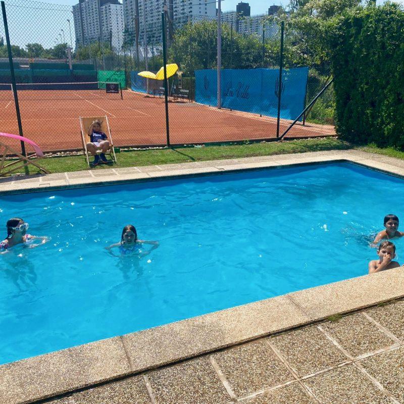 La Ville Tenniscamp die Zweite