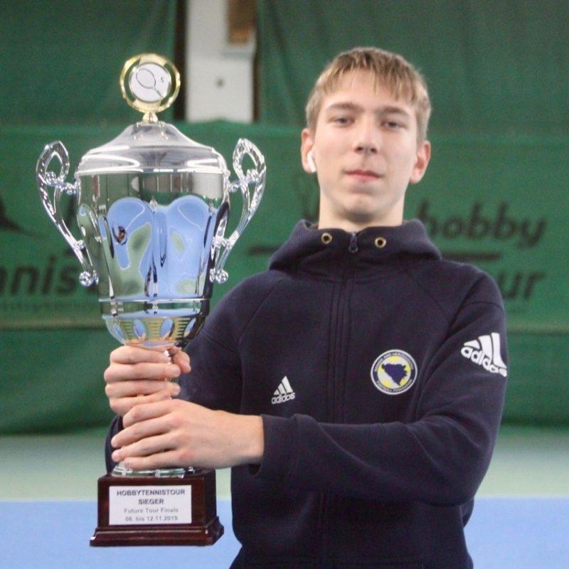 Inas Sarajlic gewinnt HTT-Future-Finals