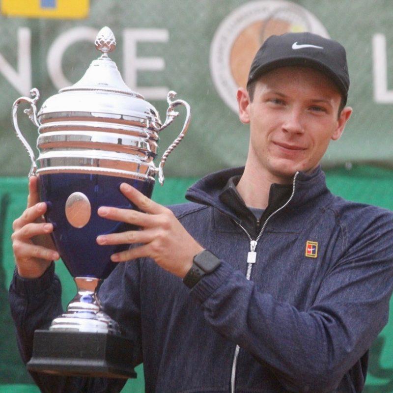 Unser Trainer Yannick gewinnt French Open der HTT