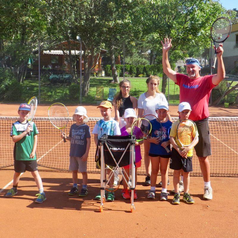 Tenniscamp in der 5. Ferienwoche – TC Laaerberg
