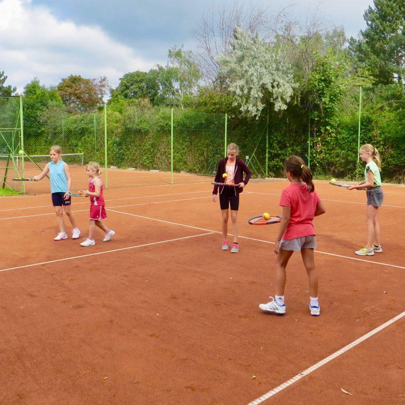 Tenniscamp in der 6. Ferienwoche – UTC La Ville Mauer