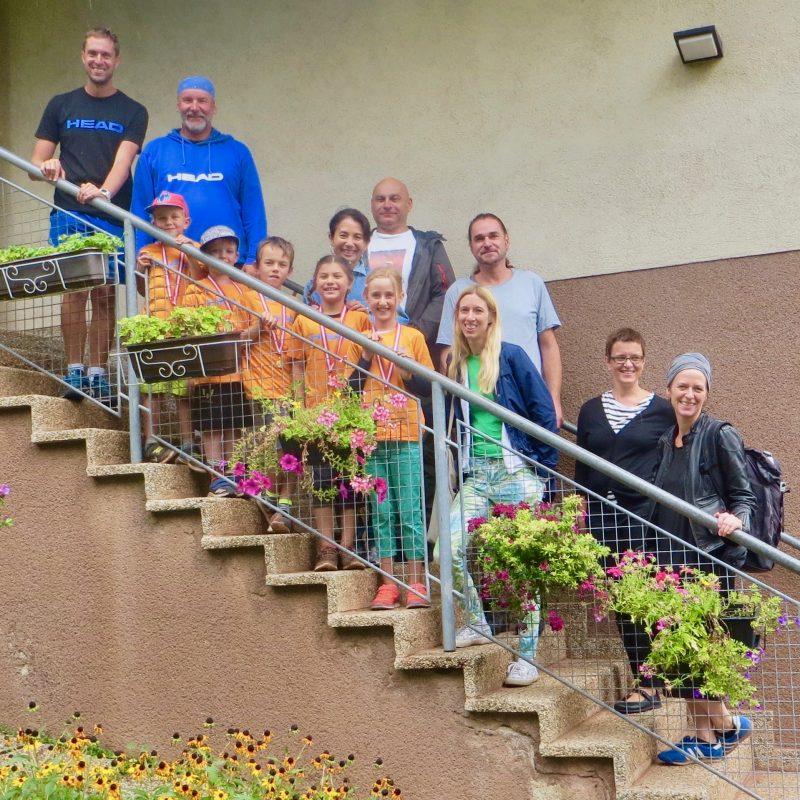 Tenniscamp in der 9. Ferienwoche – TC Laaerberg