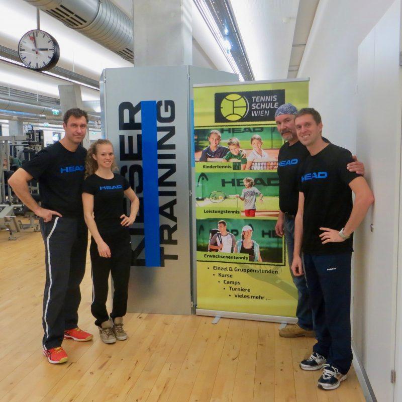 Start der Kooperation mit Kieser Training – Ja zu einem starken Körper