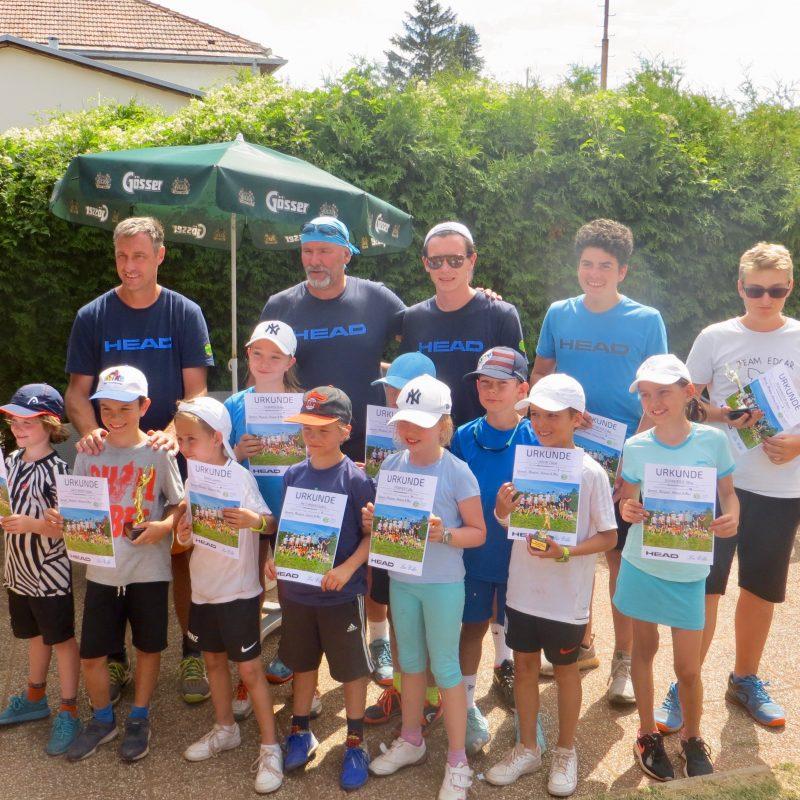 Tenniscamp in der 1. Ferienwoche – UTC La Ville Mauer