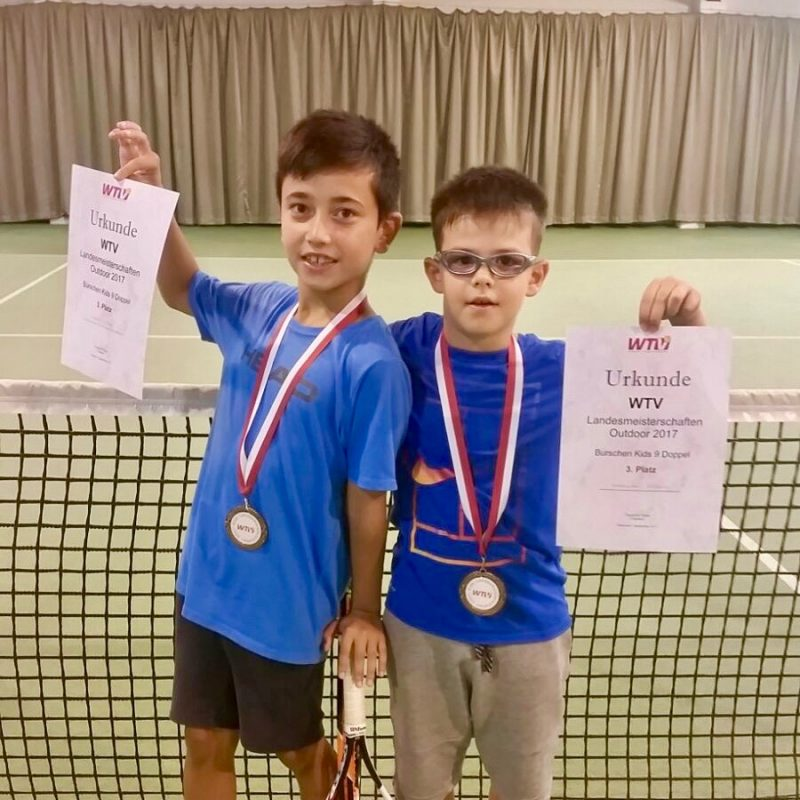 Toller Erfolg bei den Wiener Kids-Landesmeisterschaften