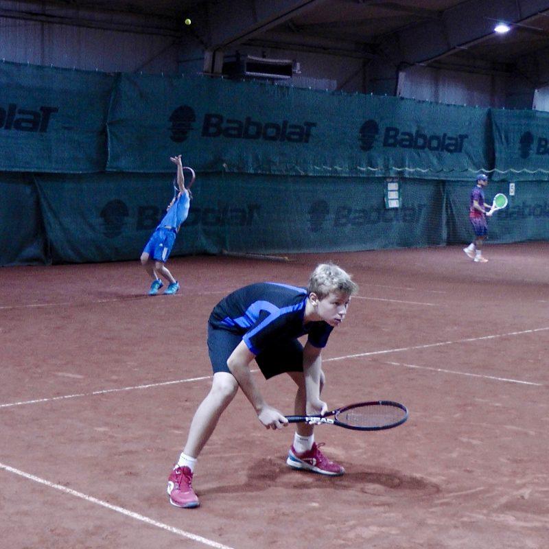 HEAD ITN League – Doppel – Tenniscenter Khail