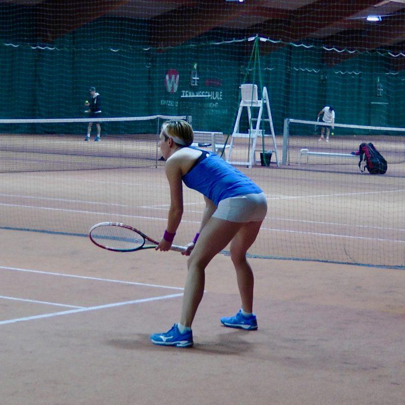 HEAD ITN League – Einzel – Tennisweber