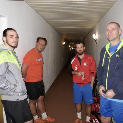 Foto: HEAD ITN League – Doppel – Sportcenter Marco Polo