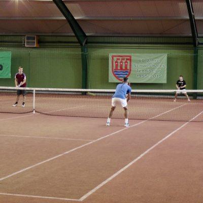 Foto: HEAD ITN League – Doppel – MMM Tenniszentrum